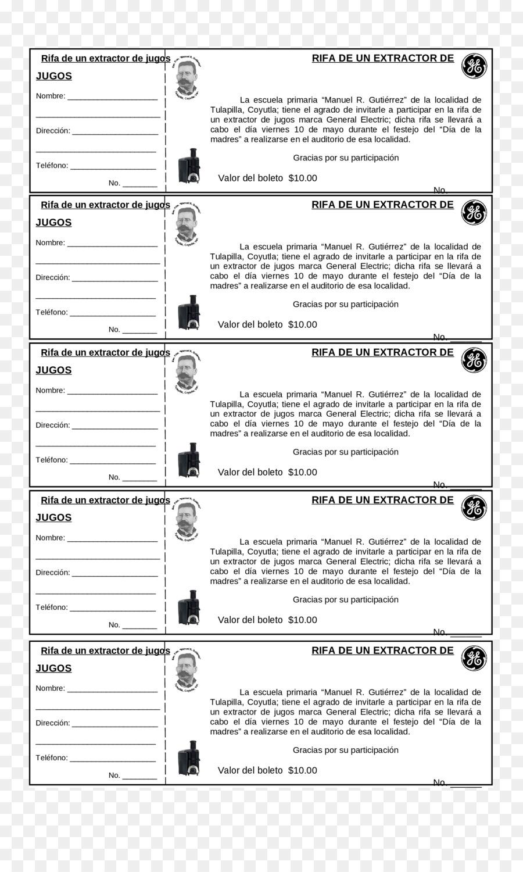 raffle paper ticket document bingo others png download 1700 2800