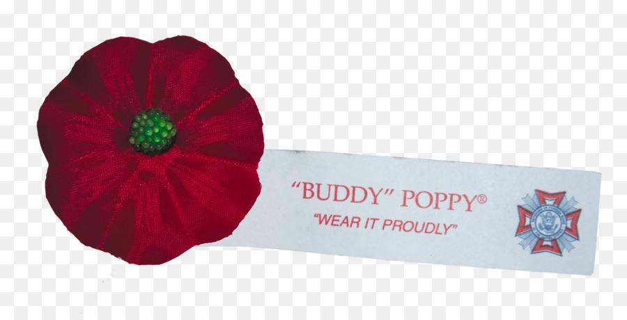 Poppy Veterans Of Foreign Wars Organization Flower National Day
