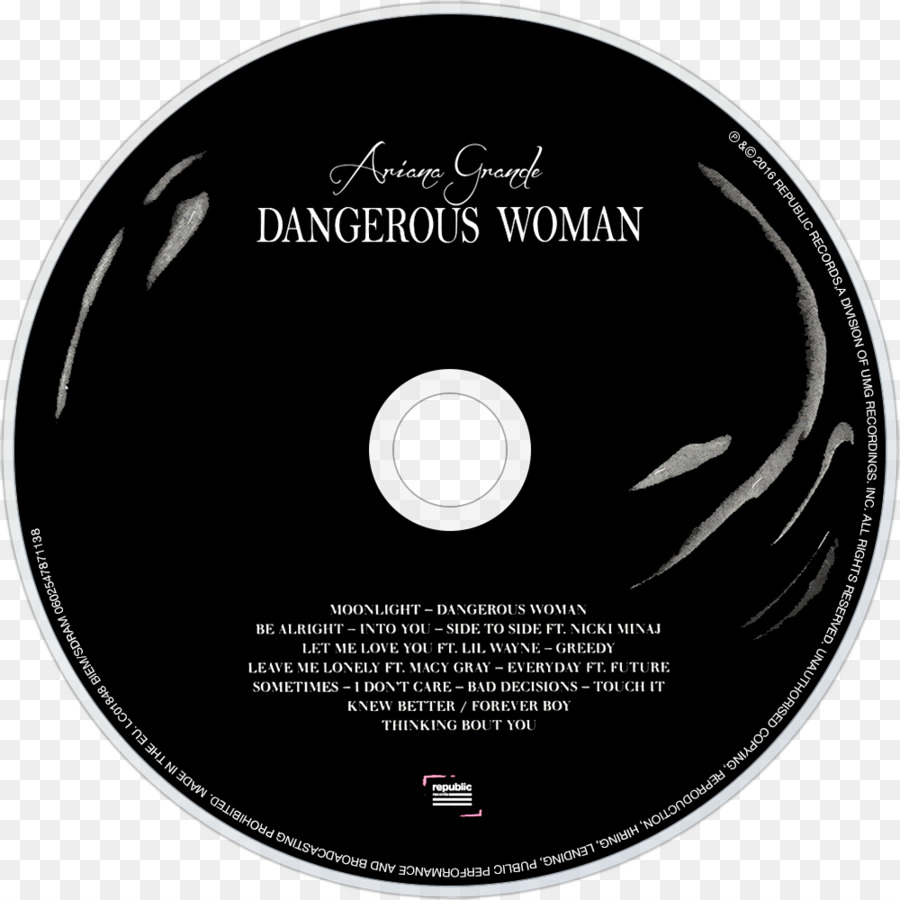 yours truly dangerous woman my everything album problem others png