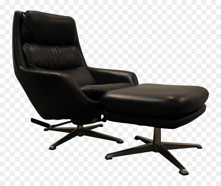 Eames Lounge Chair Office Desk Chairs Chaise Longue Foot Rests Png 3807 3211 Free Transpa