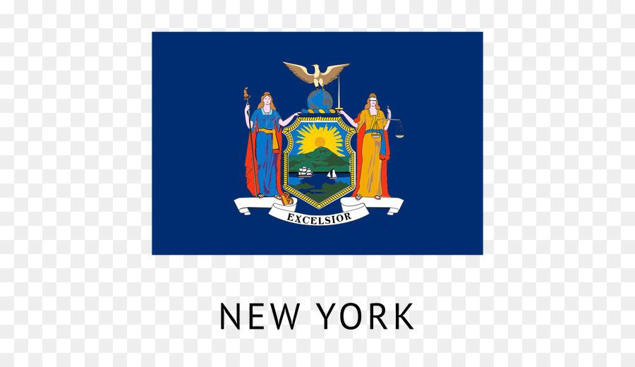 Las banderas de la Ciudad de Nueva York Escudo de armas del Estado ...