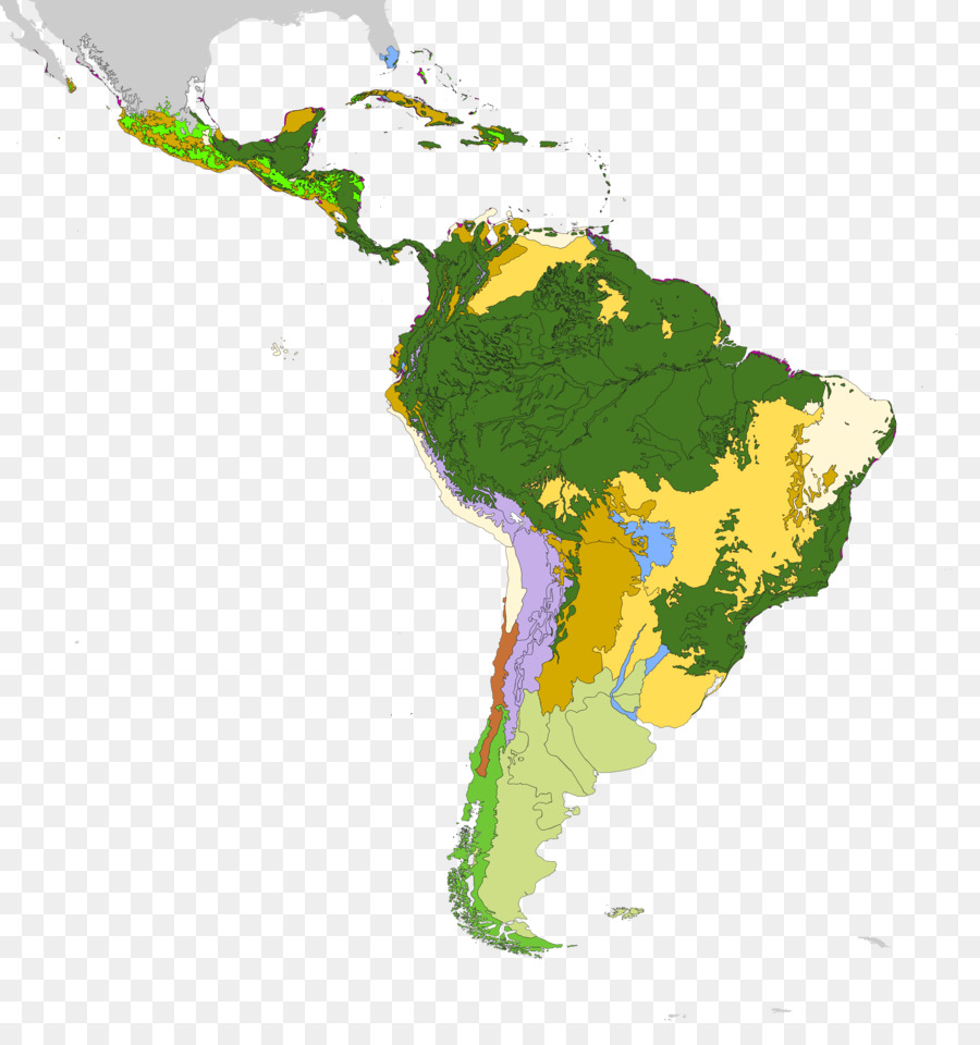 Latin America South America Map Geography Clip Art Map Png