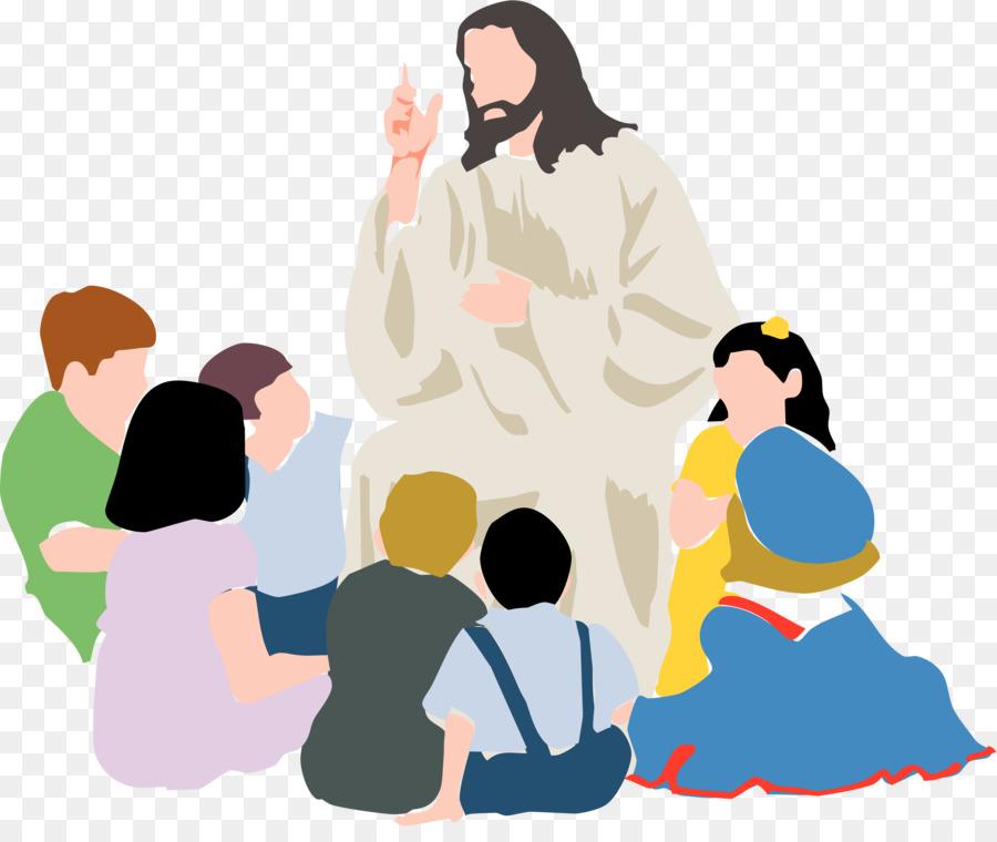 La biblia la Enseñanza de Jesús acerca de los niños pequeños Rito de ...
