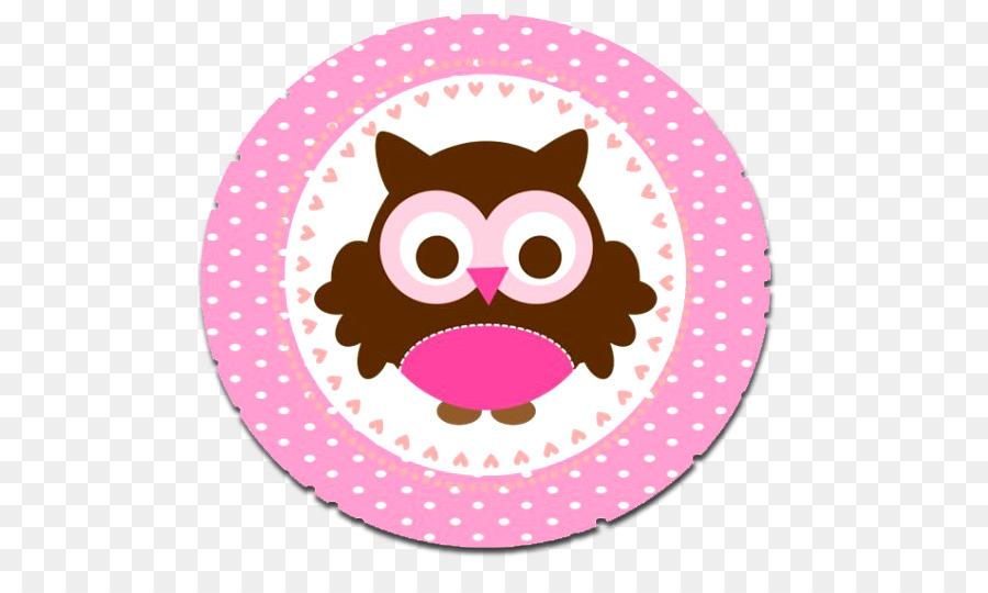 Cupcake de invitación de la Boda de la ducha del Bebé del Búho ...