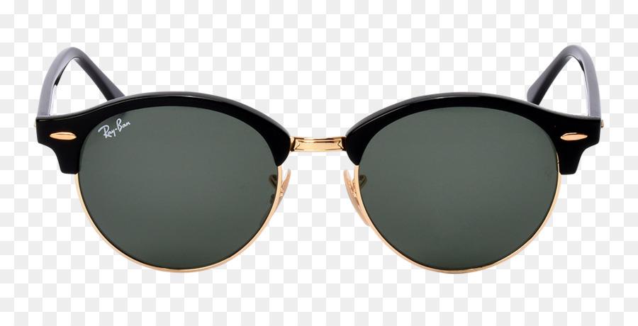 Ray-Ban Clubround óculos Aviador da Ray-Ban Redonda de Metal - ray ... 948018b6df
