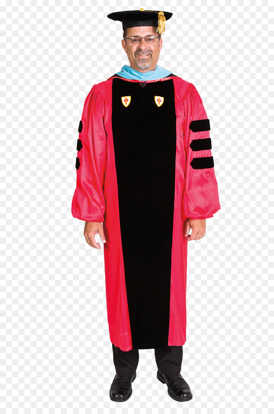 Robe Rutgers University Boston University Graduation ceremony Doctor ...