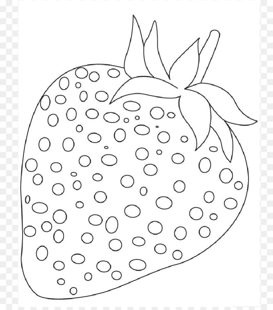 Tarta de libro para Colorear de la Fruta de Fresa - fresa Formatos ...