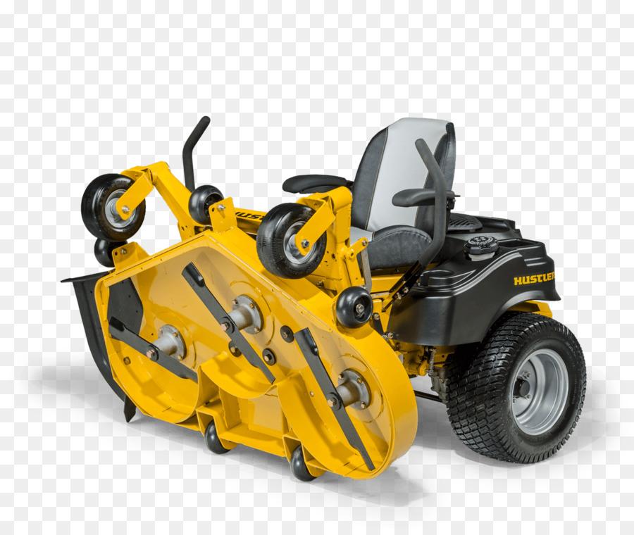 Hustler zero radius riding lawn mowers