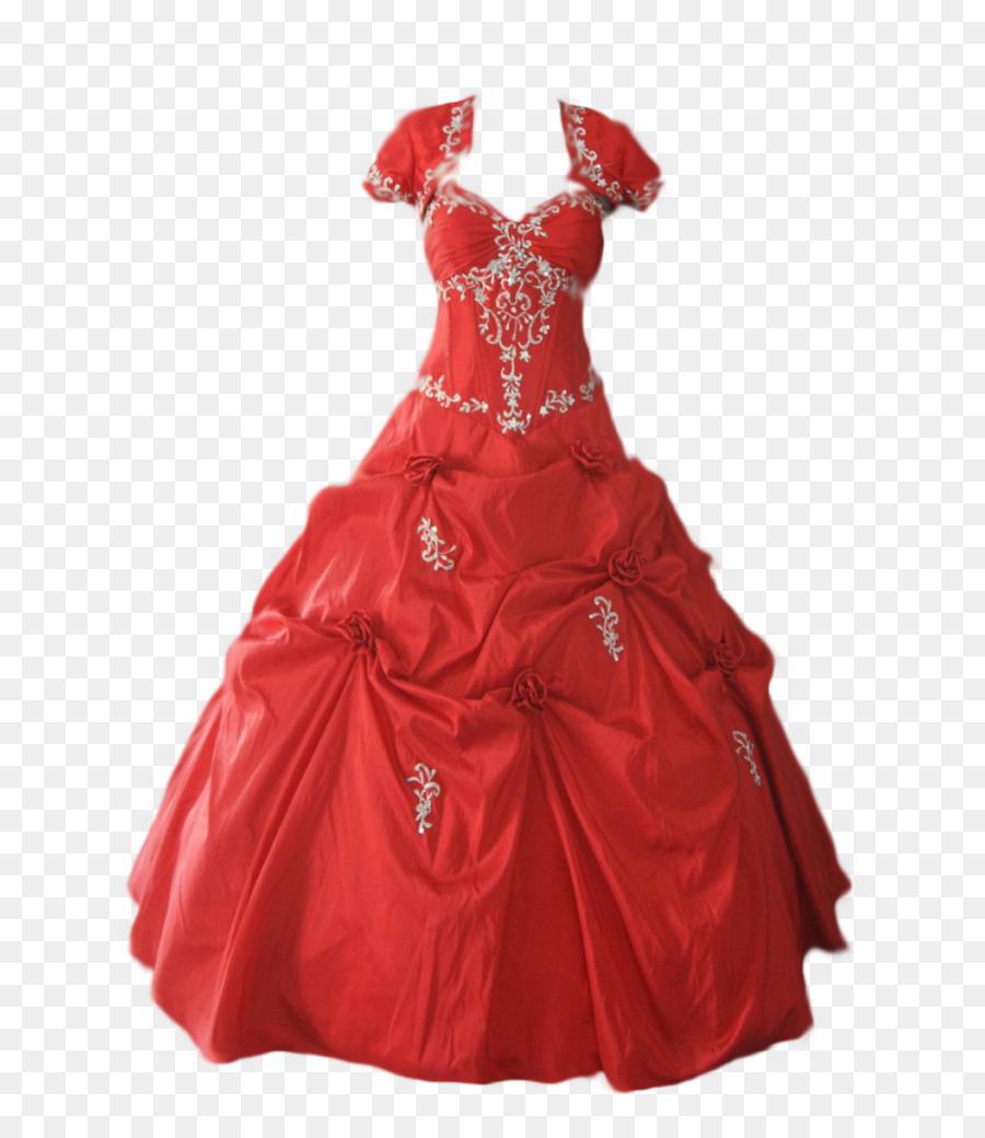 Wedding dress Ball gown Evening gown - dress png download - 683*1024 ...