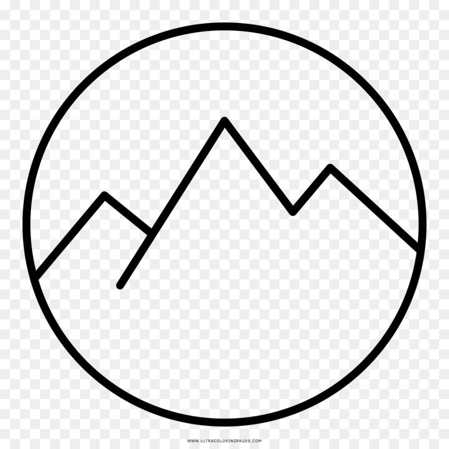 Libro Da Colorare Disegno Stazione Di Montagna Ausmalbild Altri