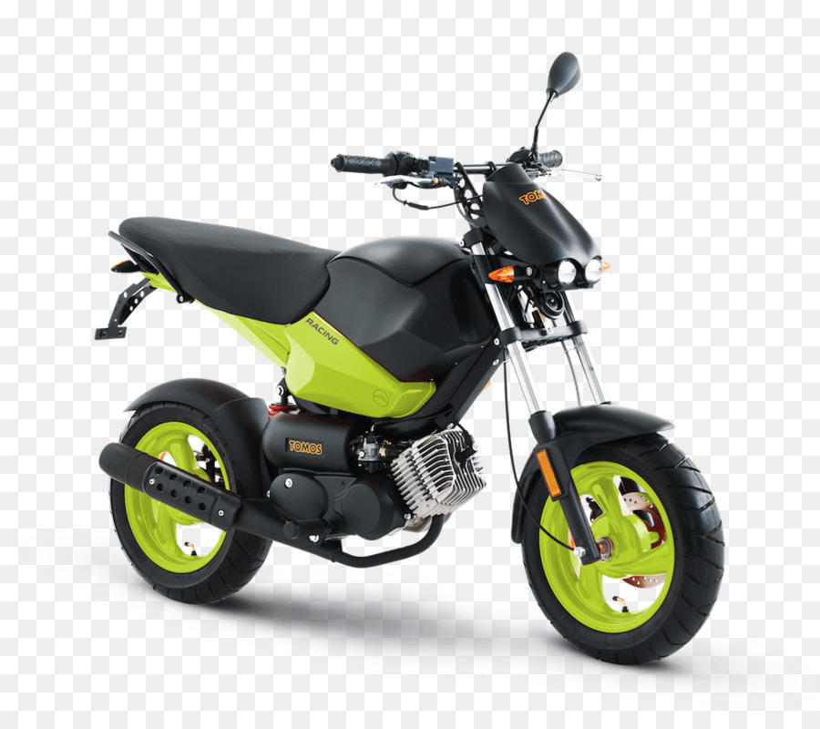 Scooter Tomos Moped Motorcycle Two Stroke Engine