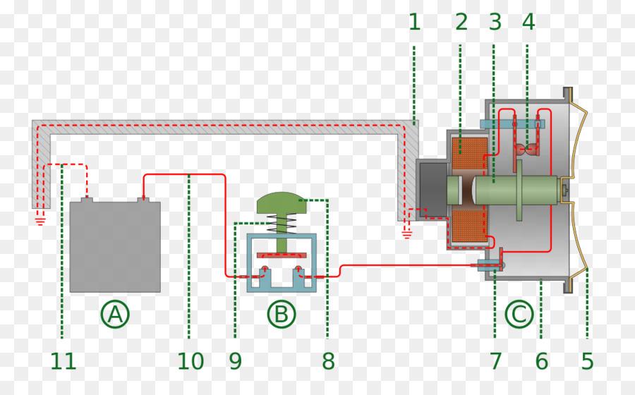 car vehicle horn wiring diagram - car png download - 1024*617 - free  transparent car png download
