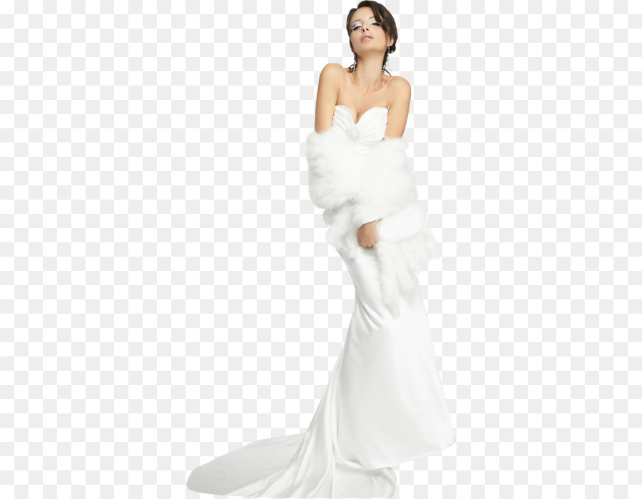 Wedding Dress Baju Pengantin Pengantin Unduh Bahu Gaun