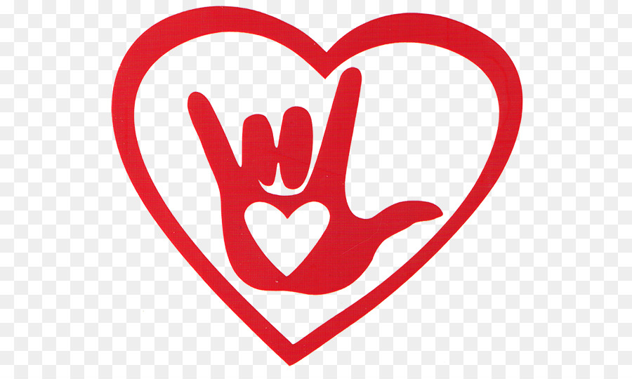 Ily Sign American Sign Language I Love You Png Download 600529