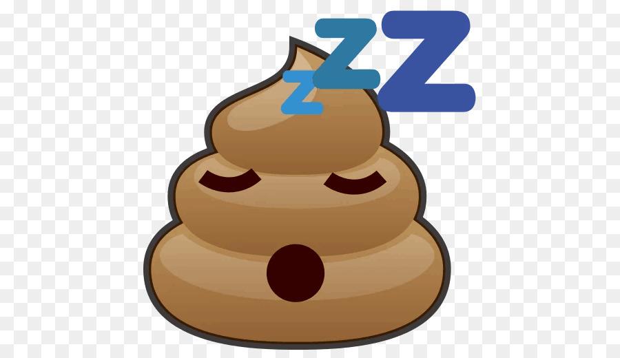 Aufkleber Telegramm Haufen Poo Emoji Kot Andere Png Herunterladen