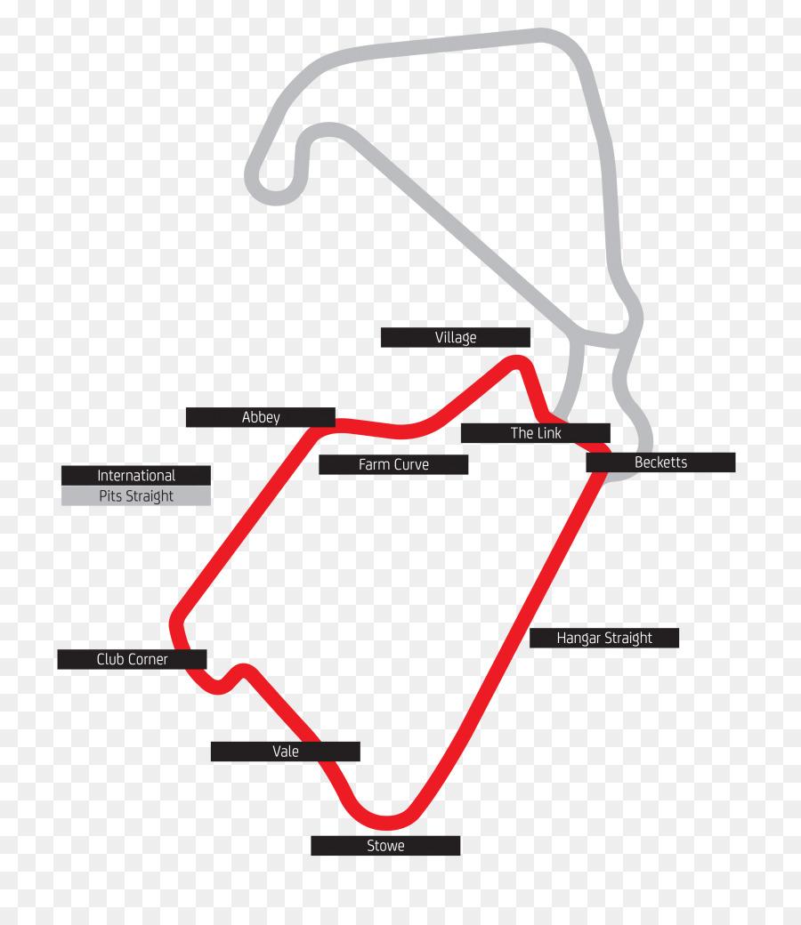 Circuito De Silverstone : Silverstone circuito de gran premio de gran bretaña de fórmula uno