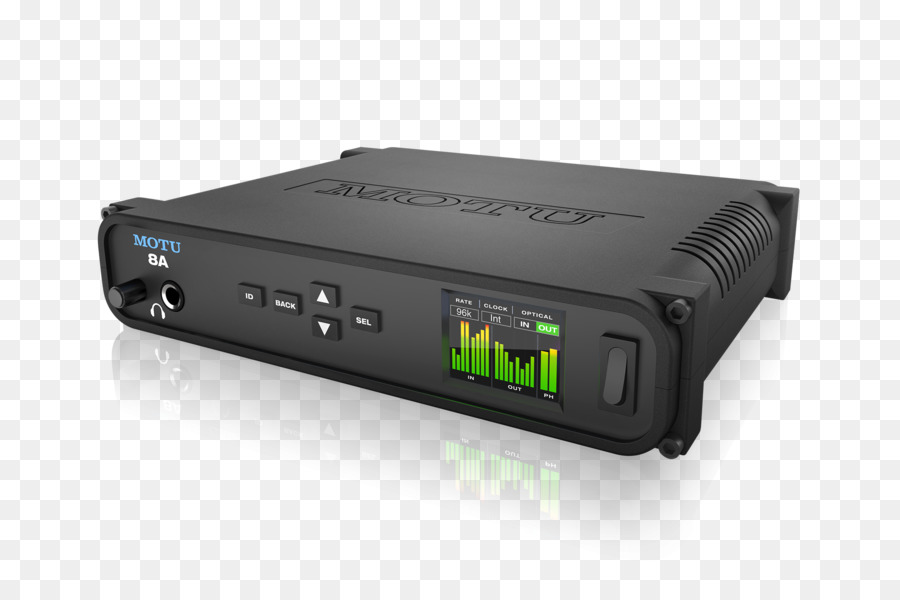Digital audio Mark of the Unicorn Sound Cards & Audio Adapters Audio ...