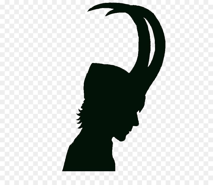 Loki Thor Clint Barton Silhouette Loki 738 768