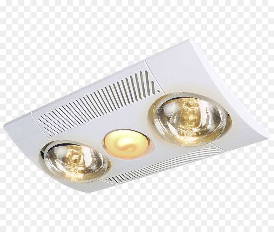 Light Infrared Lamp Bathroom Fan Heater