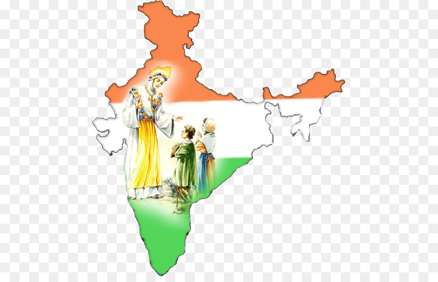 Indian Independence Movement Flag Of India Map Outline Of Ancient