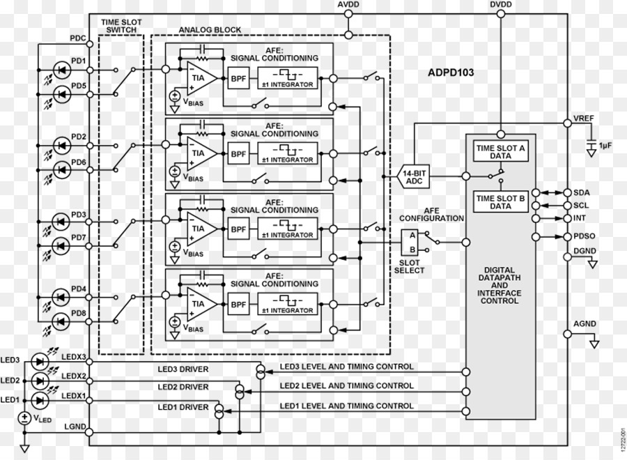 Functional block diagram Circuit diagram Pinout - others png ...