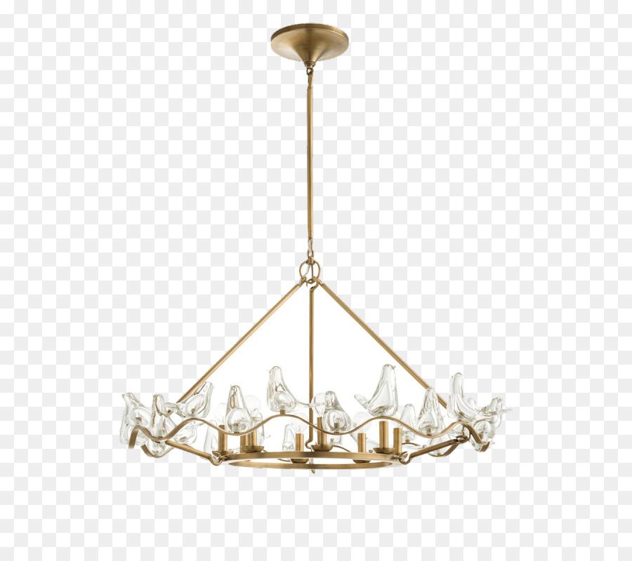 Bird Chandelier Lighting Gl