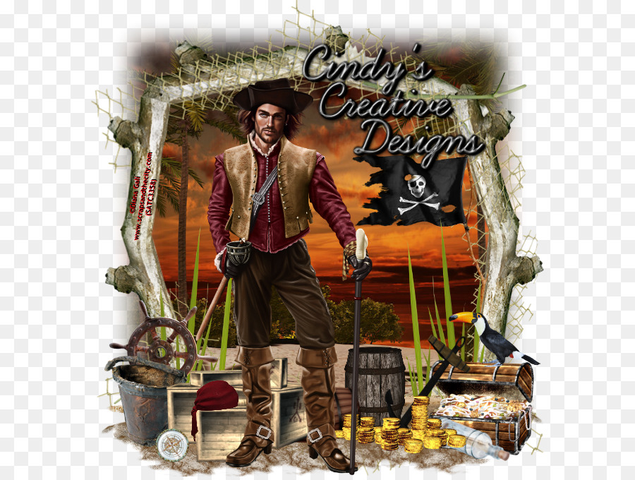 pirate collection design png download - 642*675 - Free Transparent