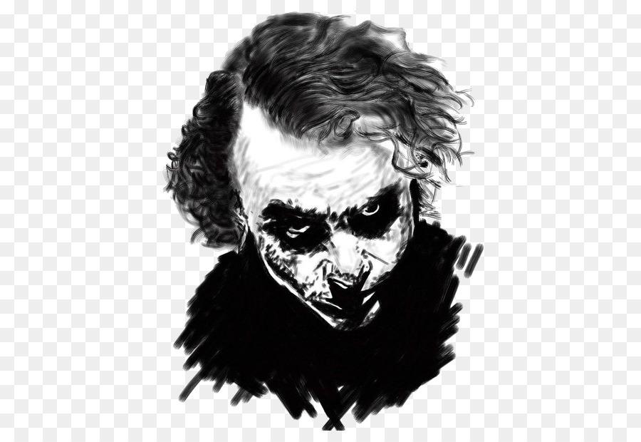 joker batman black and white the dark knight returns joker png