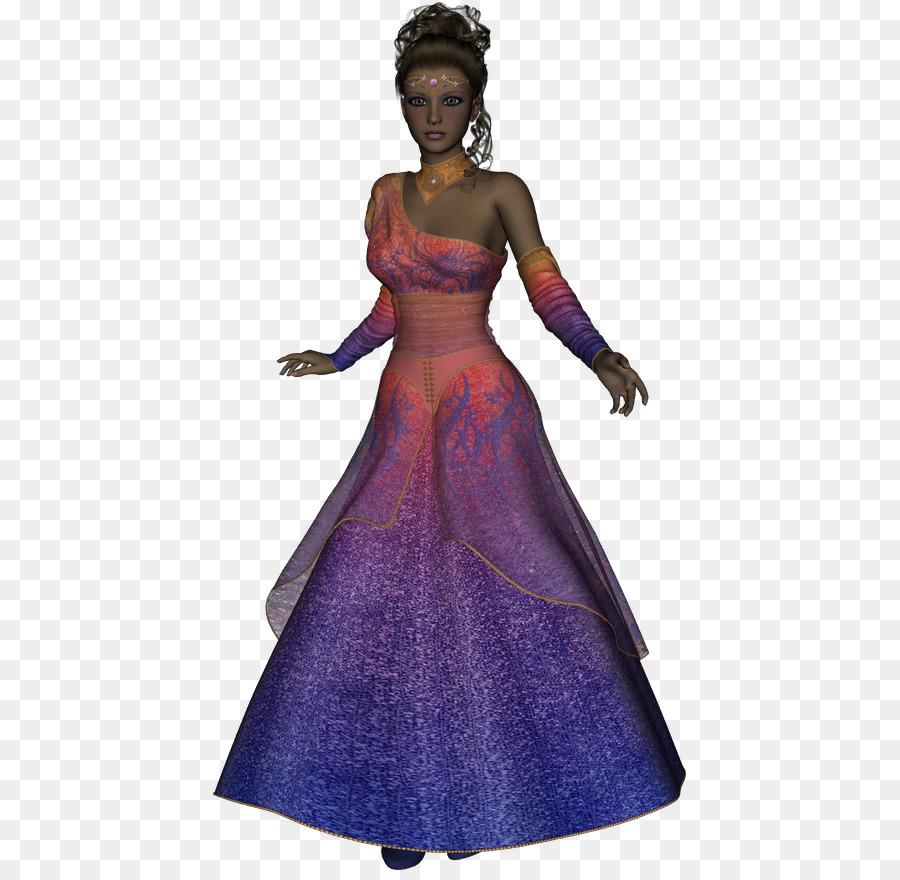 Vestido de diseño de Vestuario Vestido de Púrpura - vestido Formatos ...