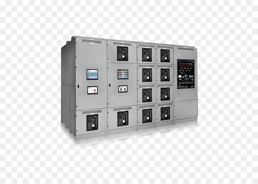 Electric power system Switchgear Control system Transfer switch ...