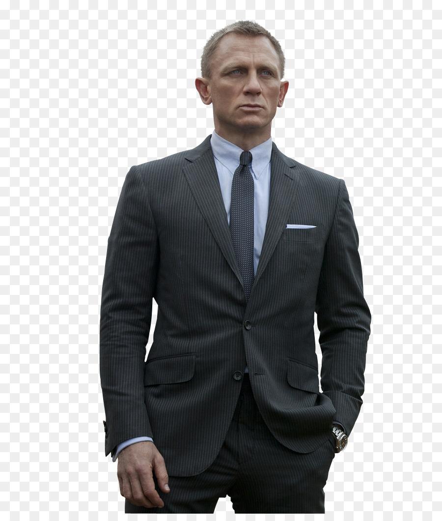 Daniel Craig James Bond Film Series Skyfall Suit James Bond Png