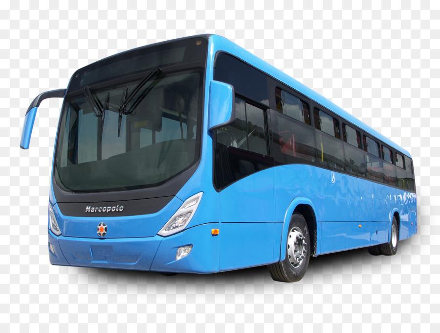 Bus Mercedes Benz Car Marcopolo Marcopolo Torino S.A. - Bus png ...