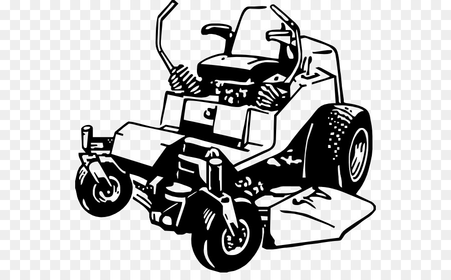 Zero Turn Mower Lawn Mowers Riding Mower Clip Art Others Png