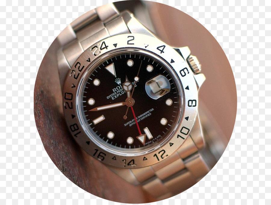 9cc698a89cb Correia de relógio Rolex Oyster Perpetual Explorer II - assistir ...
