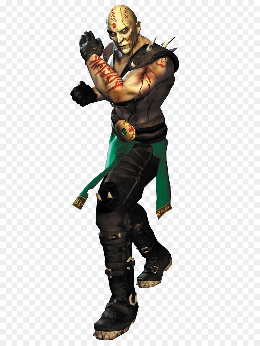 Mortal Kombat Deadly Alliance Mercenary png download - 650