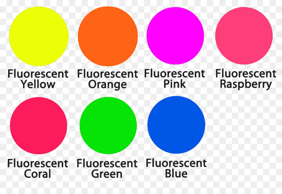 Heat Transfer Vinyl Fluorescence Color Chart T Shirt T Shirt Png