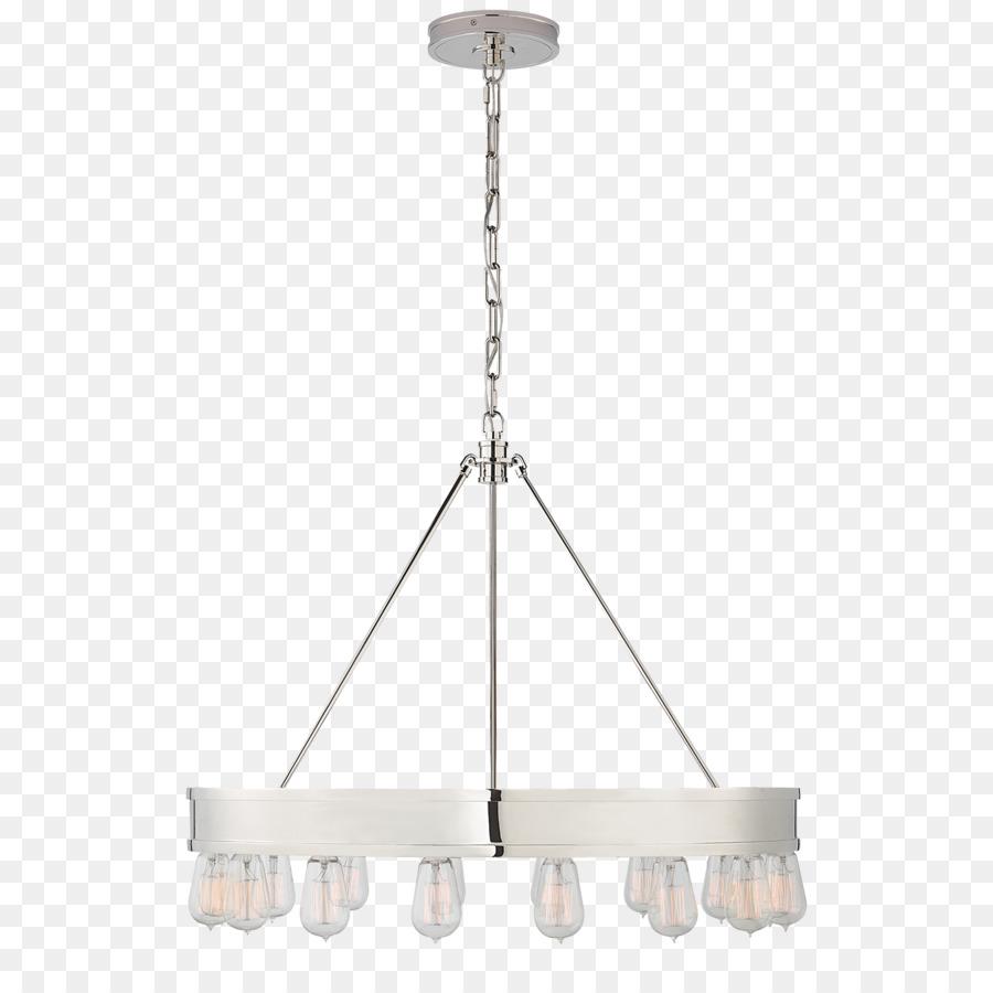 Lighting Chandelier Light Fixture Dining Room   Round Light Emitting Ring