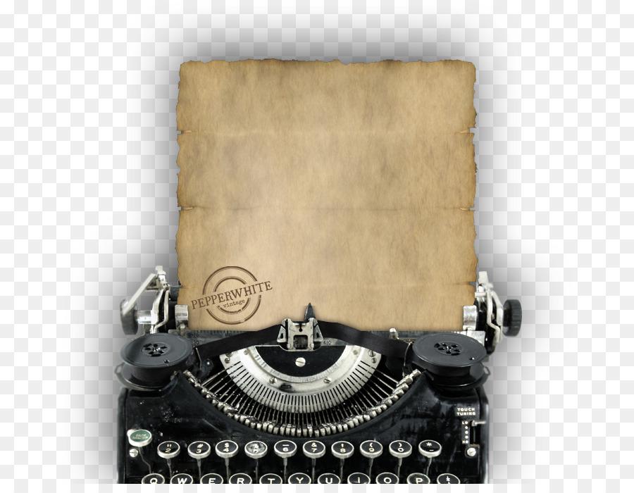 Pepperwhite Vintage Paper Old Typewriters Antique