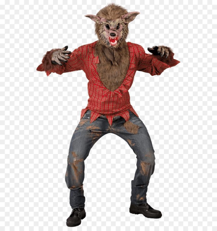 Big Bad Wolf Costume Party Halloween Costume Halloween Png