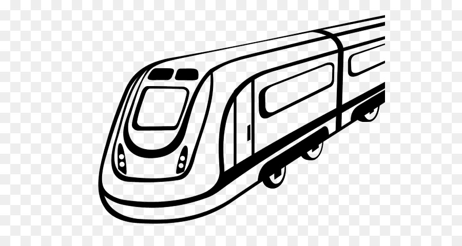Tren de Dibujo de Thomas Pintura para Colorear libro - tren png ...