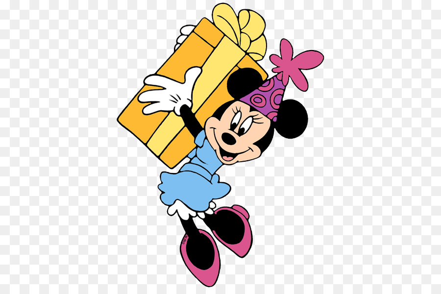 Minnie Mouse Mickey Mouse Donald Duck Geburtstag Clip Art Minnie