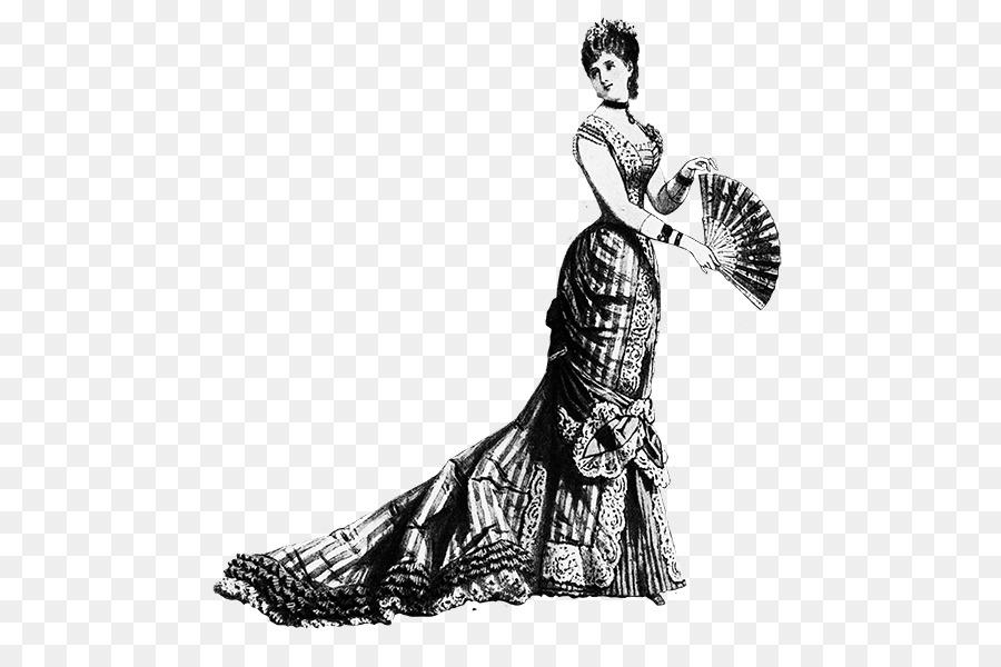 Woman Victorian era Dress Regency era Evening gown - evening huoshao ...
