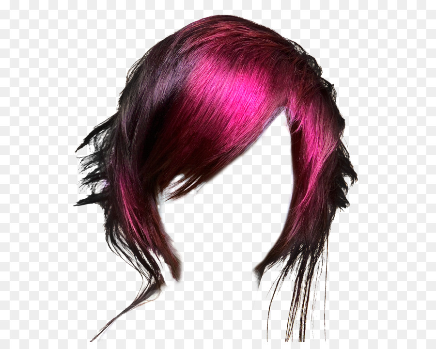 Menschliches Haar Farbe Haare färben, Schwarzes Haar Frisur - Haar ...
