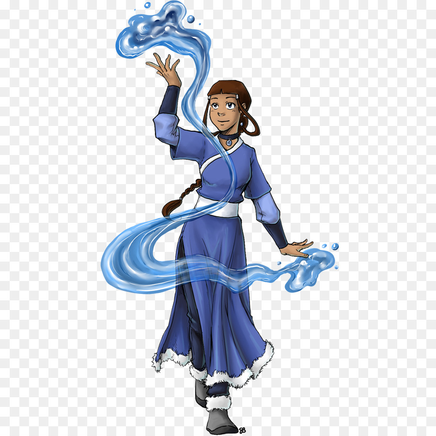 The Last Airbender All Avatars: Katara Halloween Costume