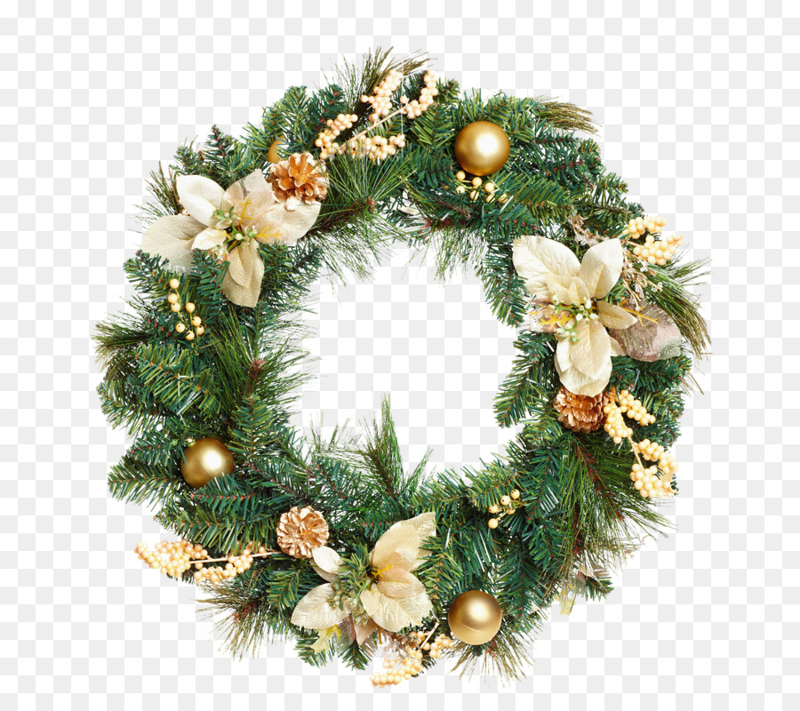 Weihnachtsbaum Girlande.Weihnachtsbaum Girlande Blumen Weihnachten Dekoration Weihnachten