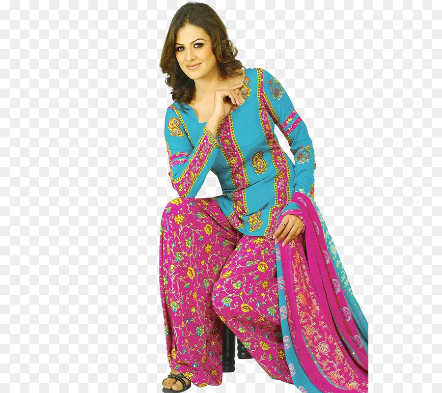 70fbefc9c Punjabi clothing Patiala salwar Shalwar kameez - suit png download ...