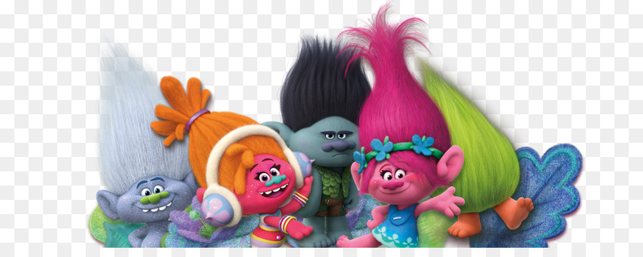 Trolls, Troll, Dreamworks Animation, Computer Wallpaper PNG