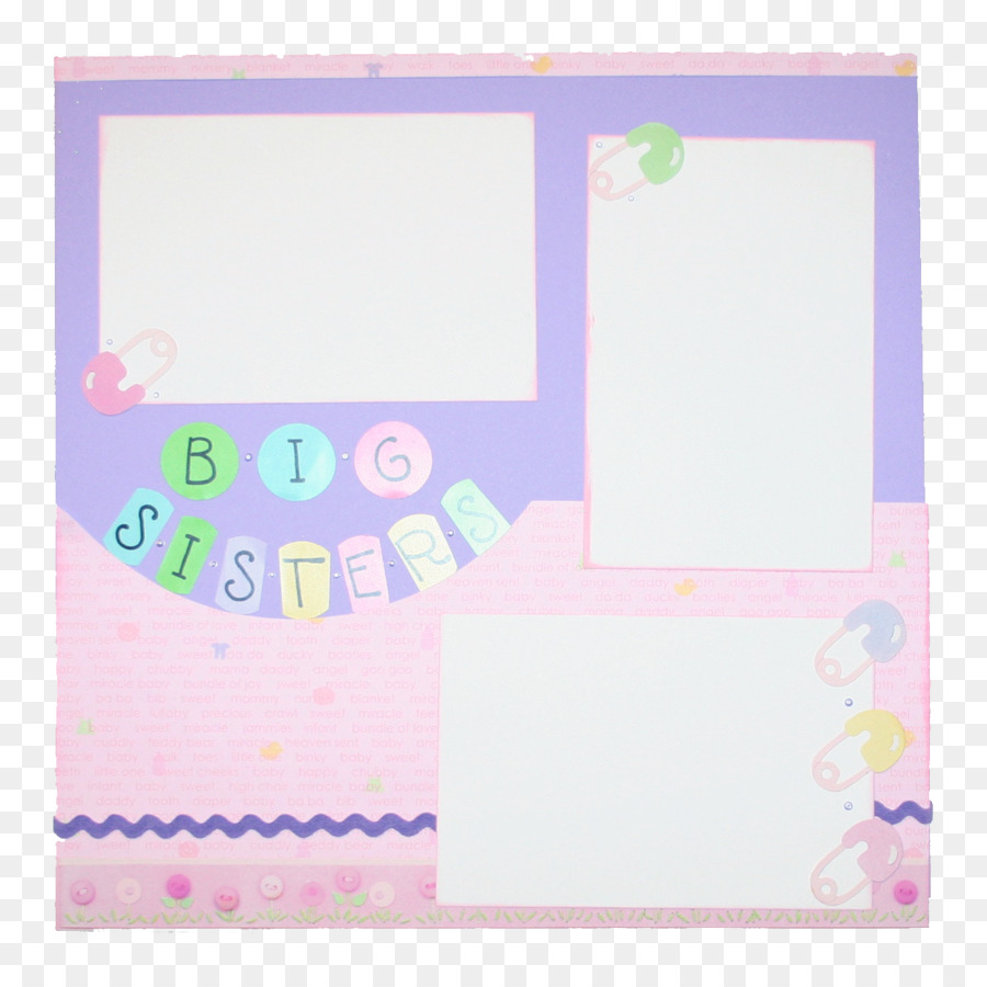Paper Picture Frames Rectangle Font Baby Shower Cards Collection