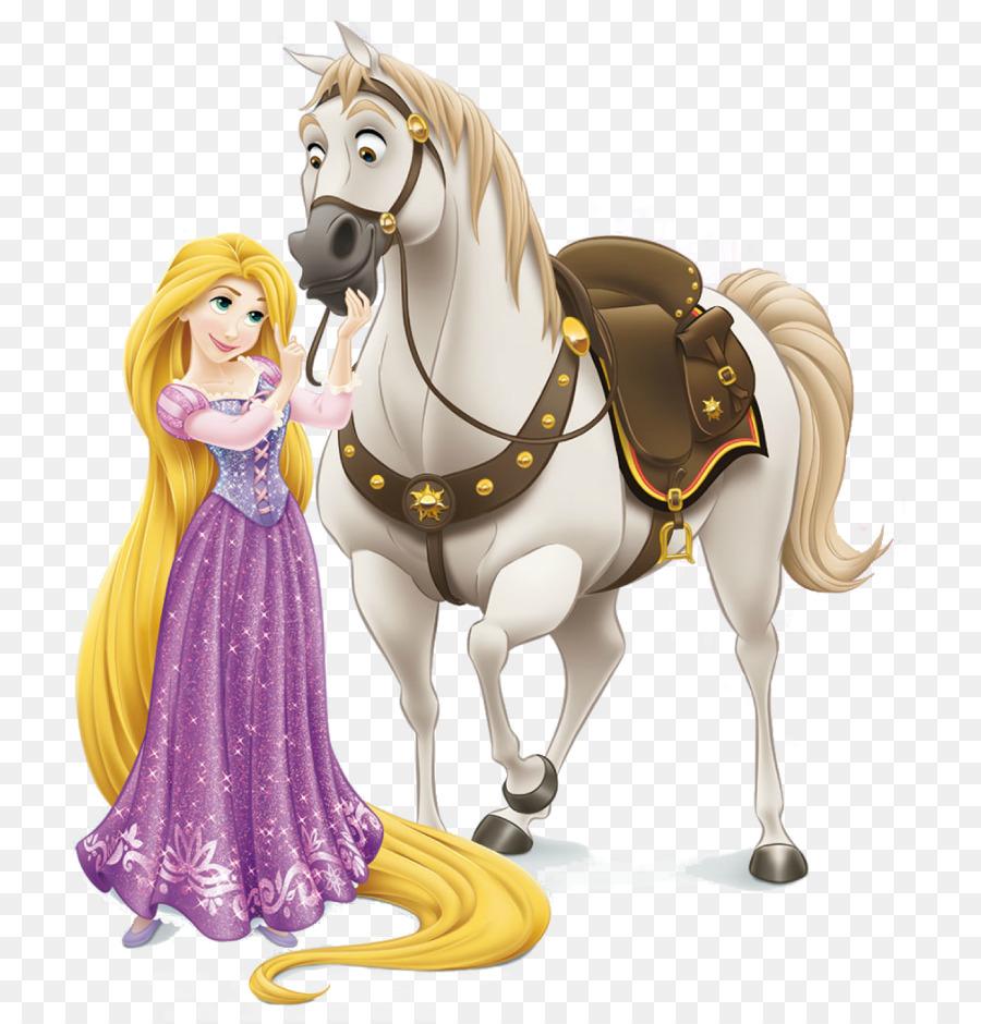 Raiponce flynn rider princesse disney la walt disney - Raiponce cheval ...
