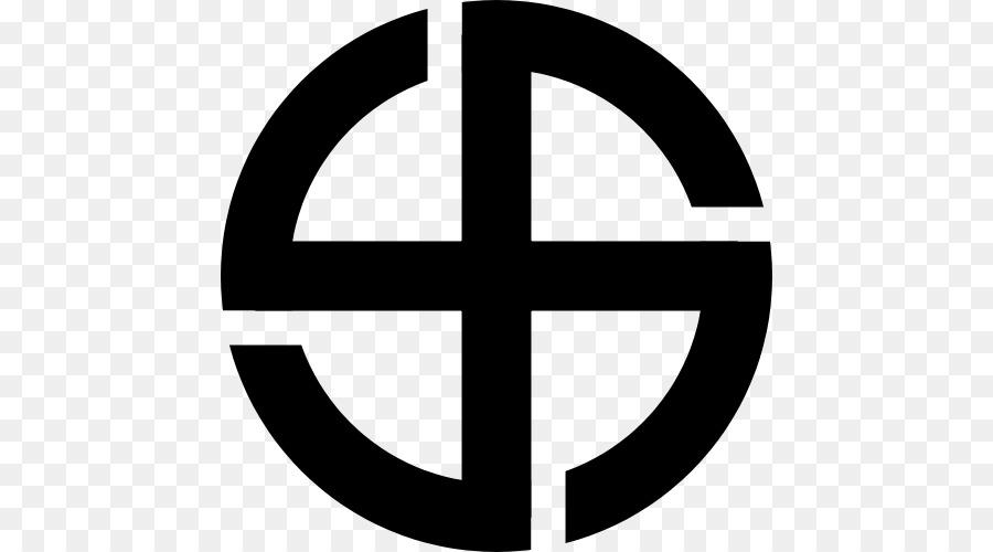 Sun Cross Swastika Symbol Odin Symbol Png Download 500500